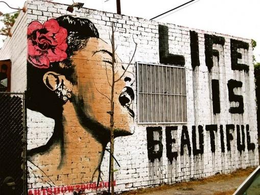 life is beautiful mr brainwash